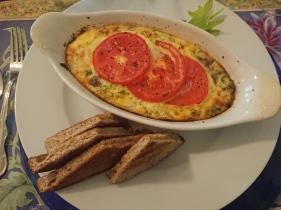 Omlet Breakfast